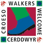 Wales walkers welcome